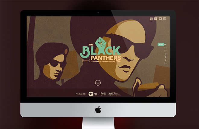 Black Panthers Website