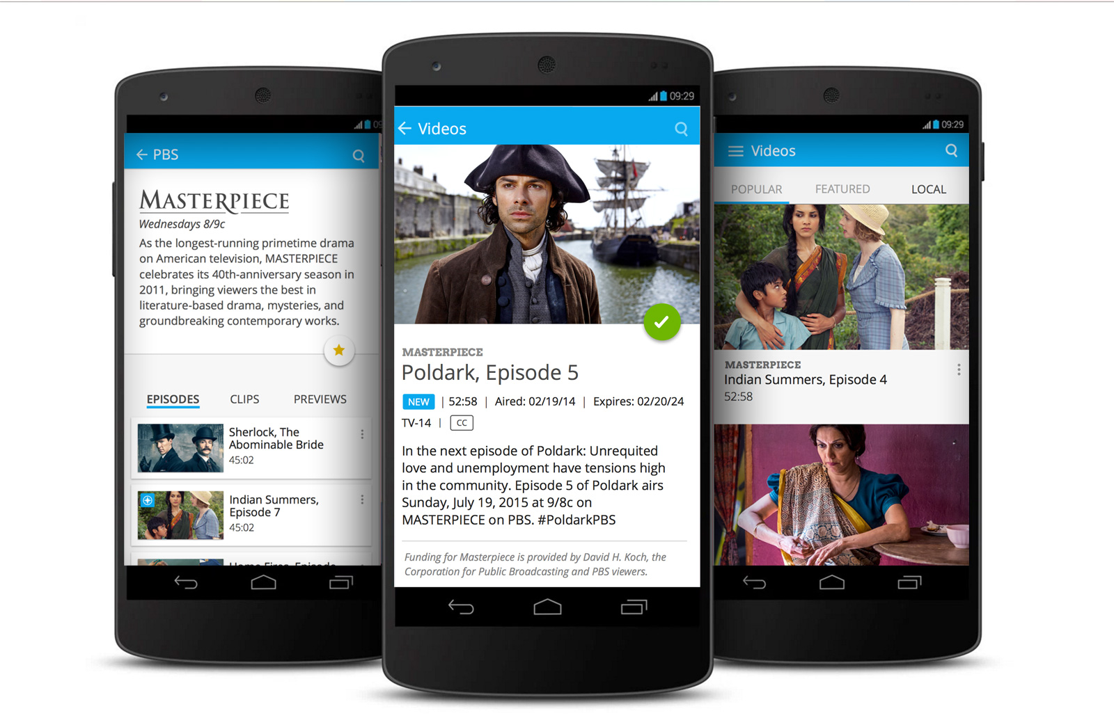 PBS Android App